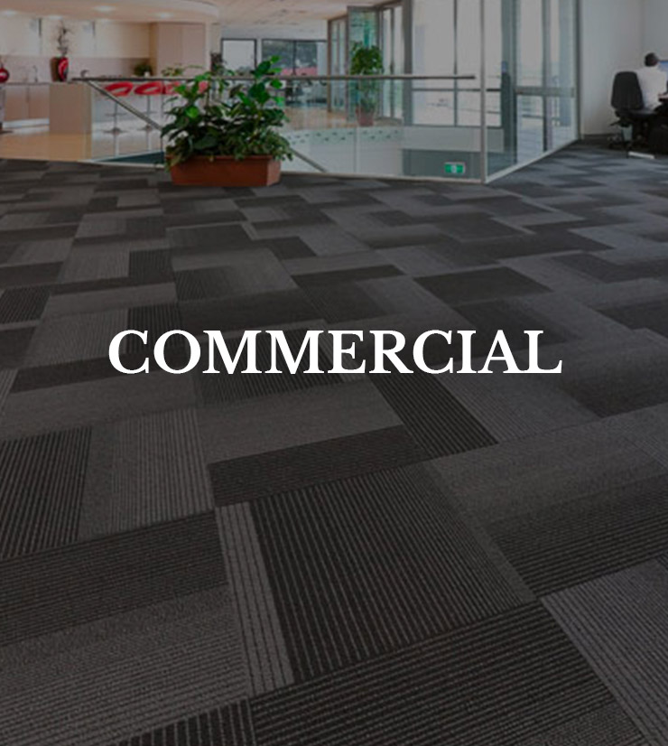 button to commercial flooring