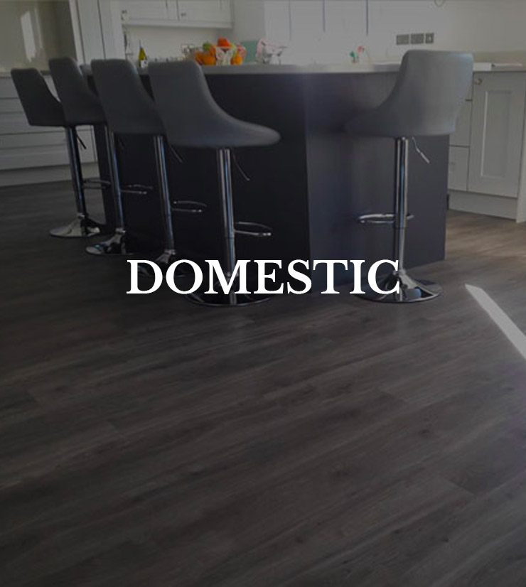 Button link to Domestic flooring