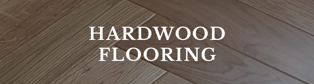 Button to hardwood flooring