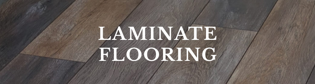Button to laminate flooring