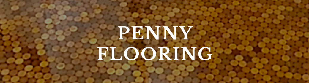 button to penny flooring